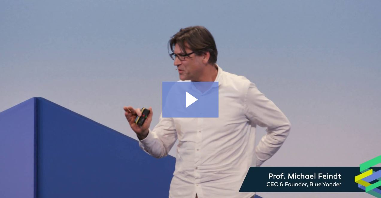 Prof Michael Feindt